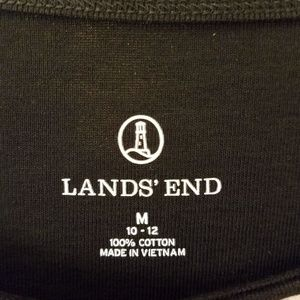 Lands' End Tops - Lands' End womens size M long sleeve tee